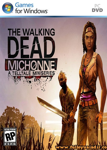 The Walking Dead Michonne Episode