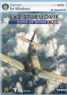Descargar IL-2 Sturmovik Cliffs of Dover Blitz Edition pc full español mega y google drive