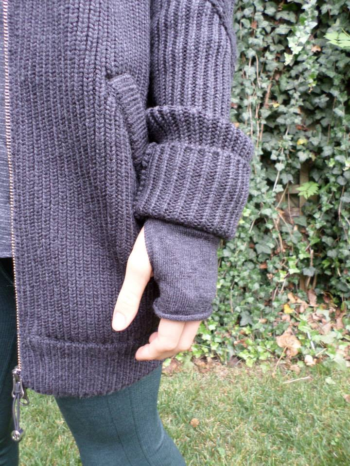 lululemon sweater once a day cuffs