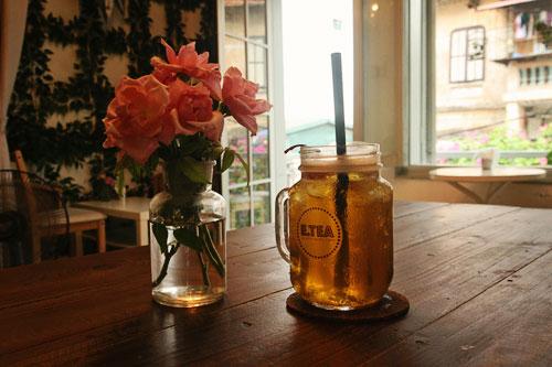 Cà phê Tea