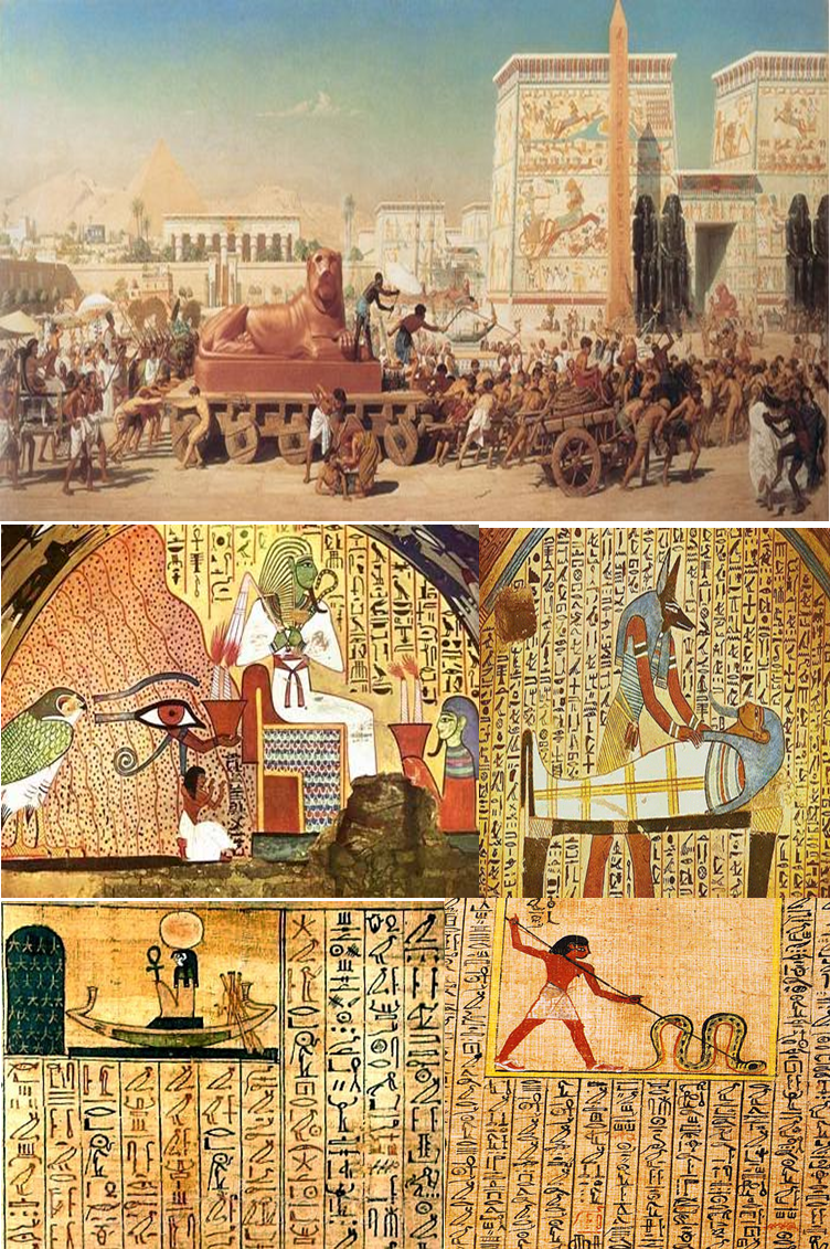 Sinuhe el egipcio libro