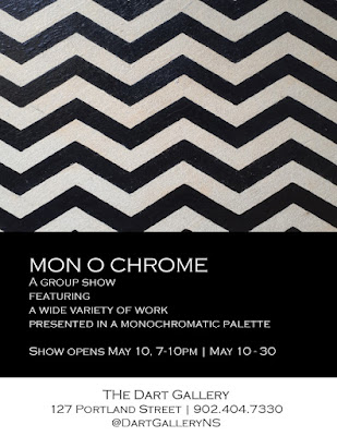 Monochrome at the Dart Gallery