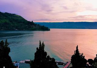 foto di danau toba