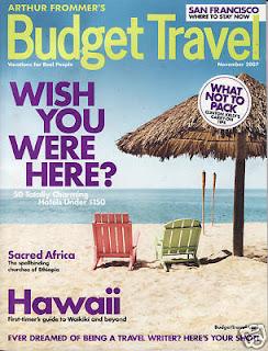 Travel Magazine Subscription Uk