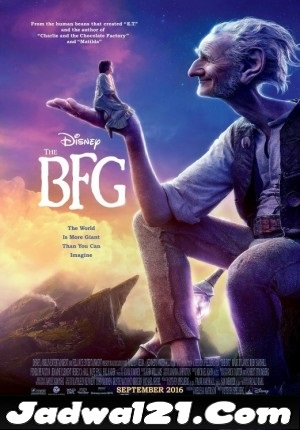 Film THE BFG 2016