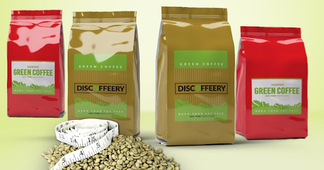 kopi hijau discoffeery