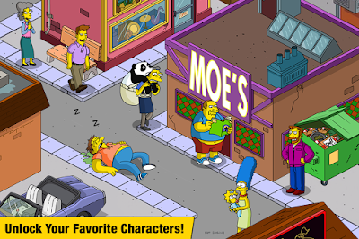 The Simpsons : Tapped Out Apk Mod 2
