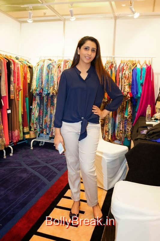 Ayesha Aejaz, Nishka Lulla Hot Pics At Designer Nishka Lulla Snapped at DIVAlicious