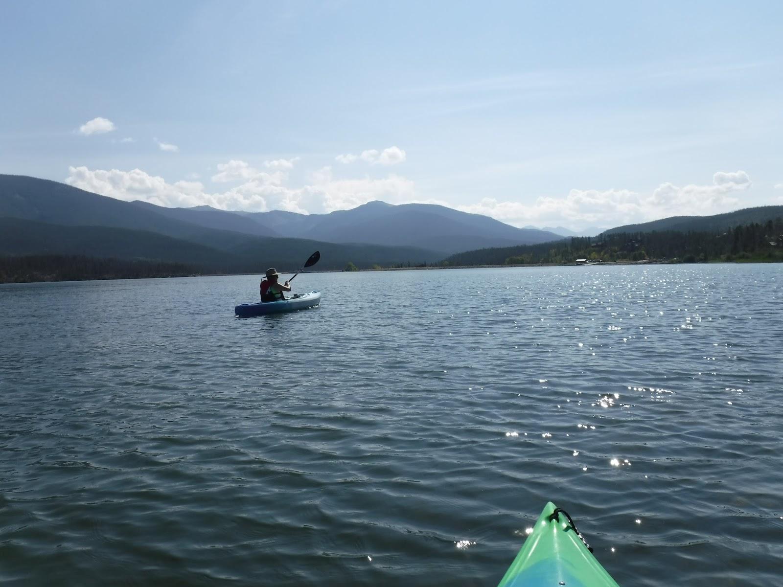 Davenkathys Vagabond Blog Paddling Shadow Mountain Lake