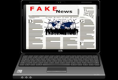 Clique aqui para compartilhar sua fake news do dia