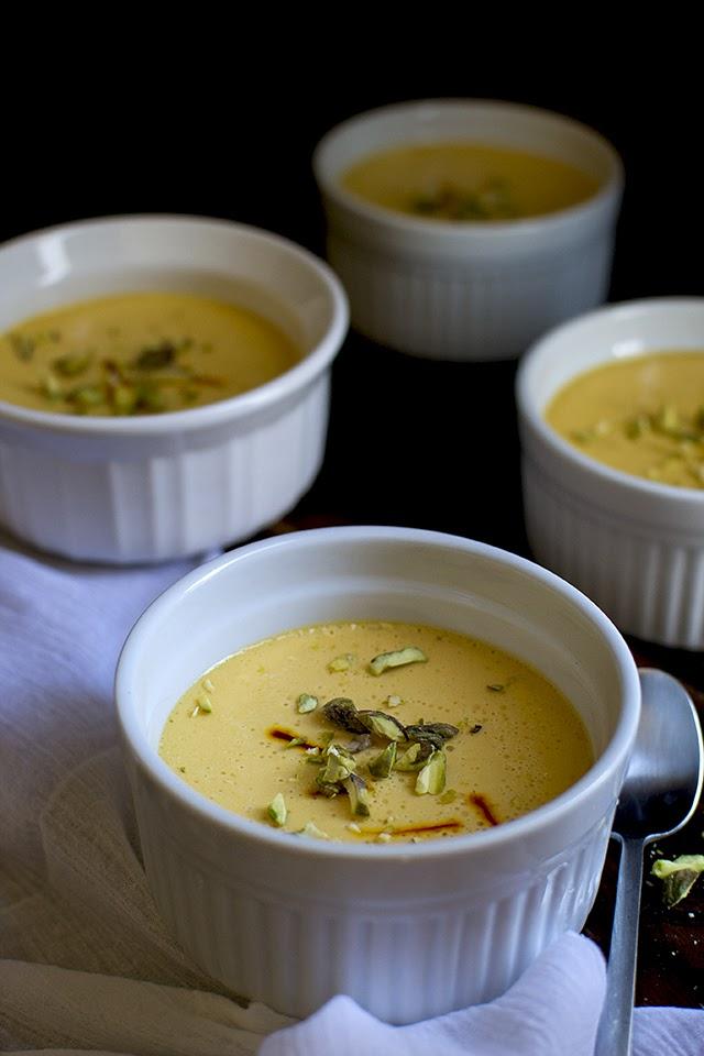 Bengali Mango-Yogurt Dessert