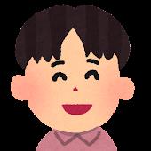 男の子の顔アイコン 8