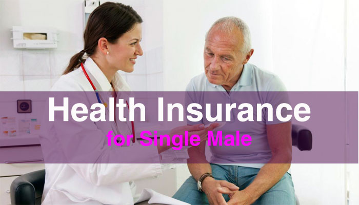 Health Insurance Cost for Single Male