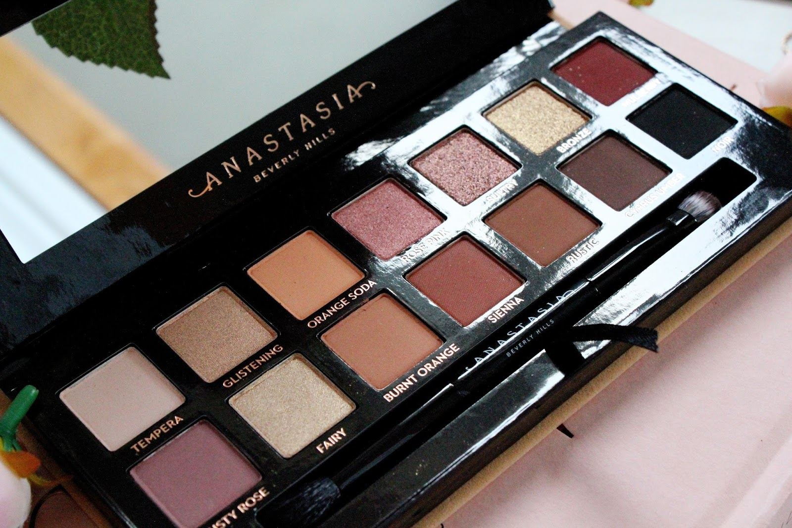 Anastasia Beverly Hills Soft Glam Palette Release - DOLLED