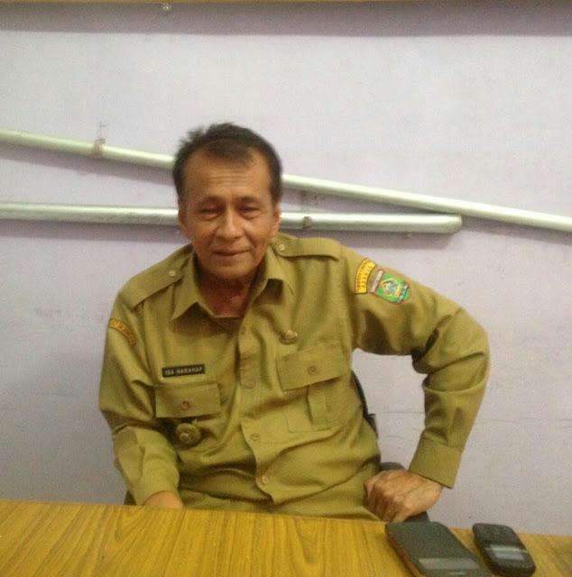 Kasatpol PP Asahan Isa Harahap