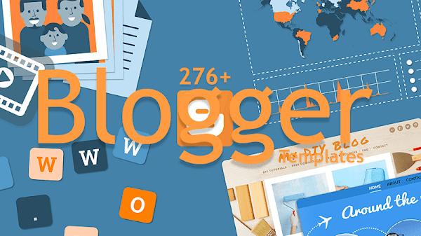 32+ Free Responsive Blogger Templates 2019