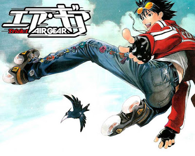 Air Gear | 480p | DVDRip | Dual Audio