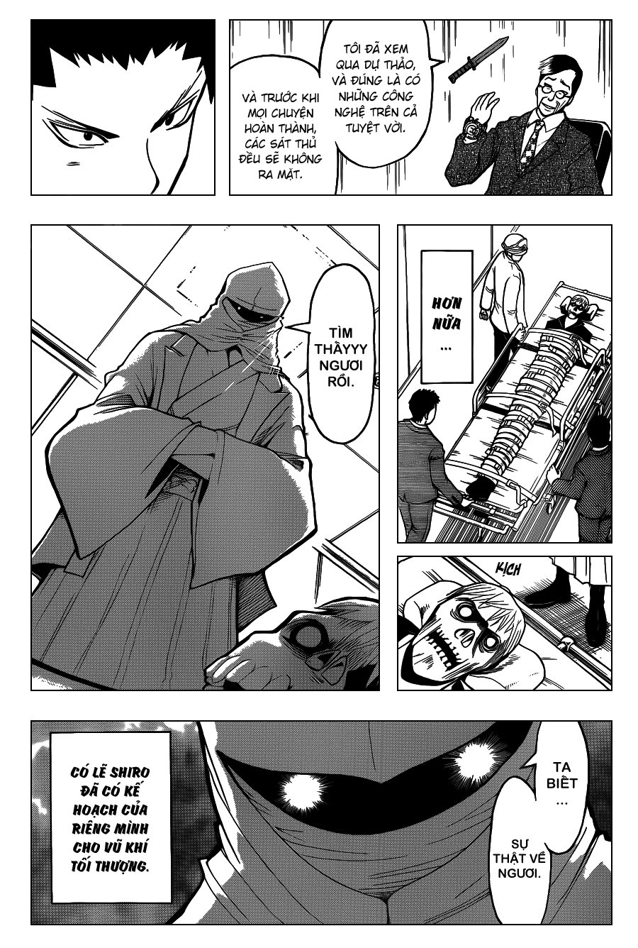 Ansatsu Kyoushitsu chap 110 trang 15