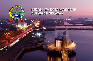 Makassar City In The Night