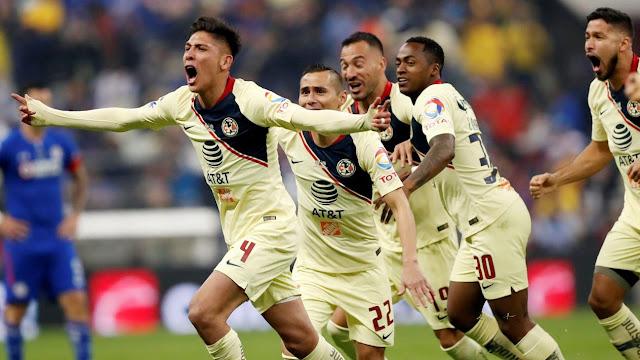 América es campeón de Liga MX