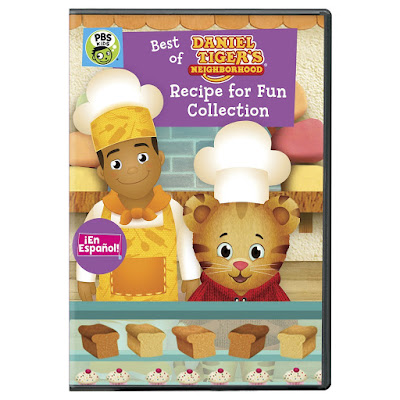 PBS kids dvd