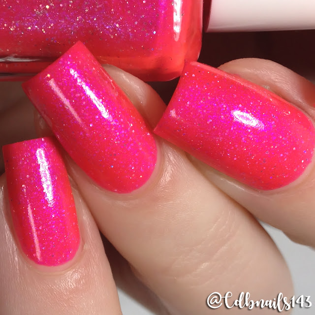Glam Polish-It's A One Women Show