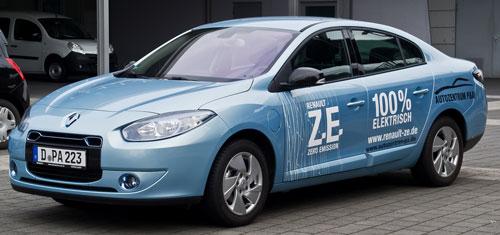 mobil listrik terbaru ramah lingkungan