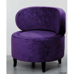 relaxsessel sessel genialer samtsessel lila ohrensessel. Black Bedroom Furniture Sets. Home Design Ideas