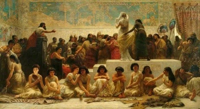The Babylon Marriage Market