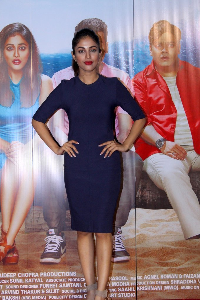 Priya Banerjee During The Song Launch of film '2016 The End'