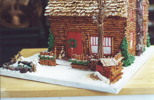 Love Elizabethany 10 Amazing Gingerbread Houses For