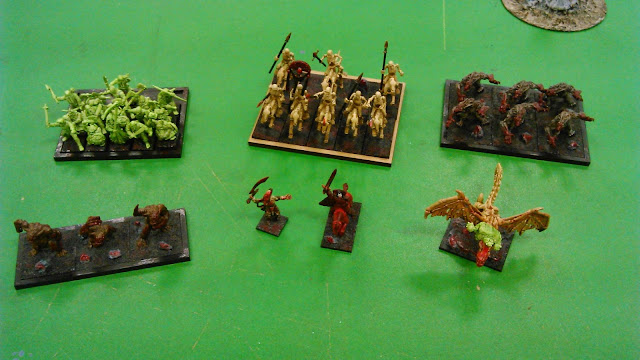 ejército pintado No Muertos Undead painted army Kings of War KOW by Sino