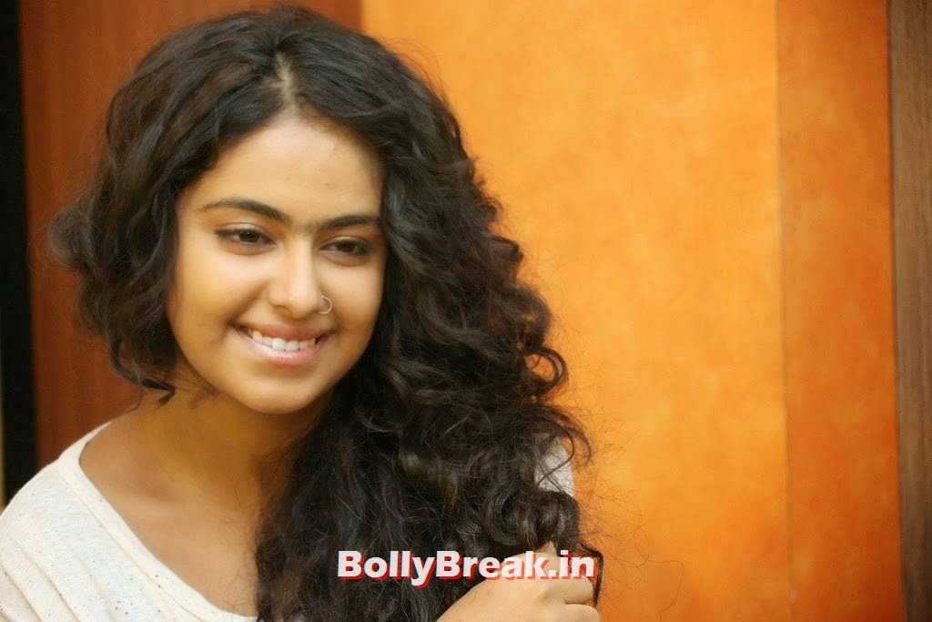 Avika Gor in Long Skirt –South India Fashion