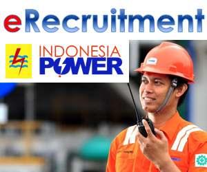Recrutmen D3 di PT Indonesia Power 2017