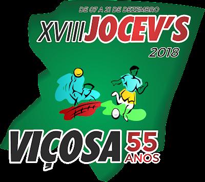 Prefeitura de Viçosa confirma a realização do XVIII Jocev's 2018