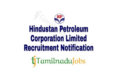 HPCL Recruitment notification of 2018
