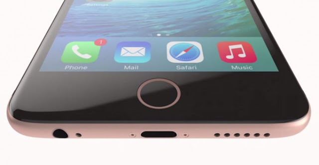 iPhone 6S rose gold - a preview of the new Apple smartphone (Video)