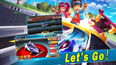 Wonder Racing v1.70 Android Terbaru