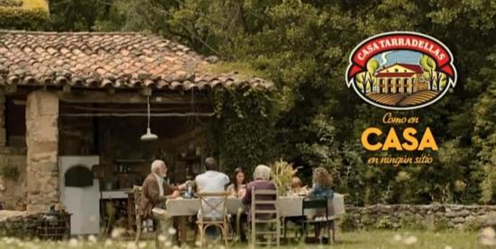 cancion anuncio casa tarradellas 2011