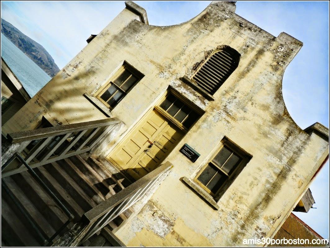 La Prisión de Alcatraz: Colegio