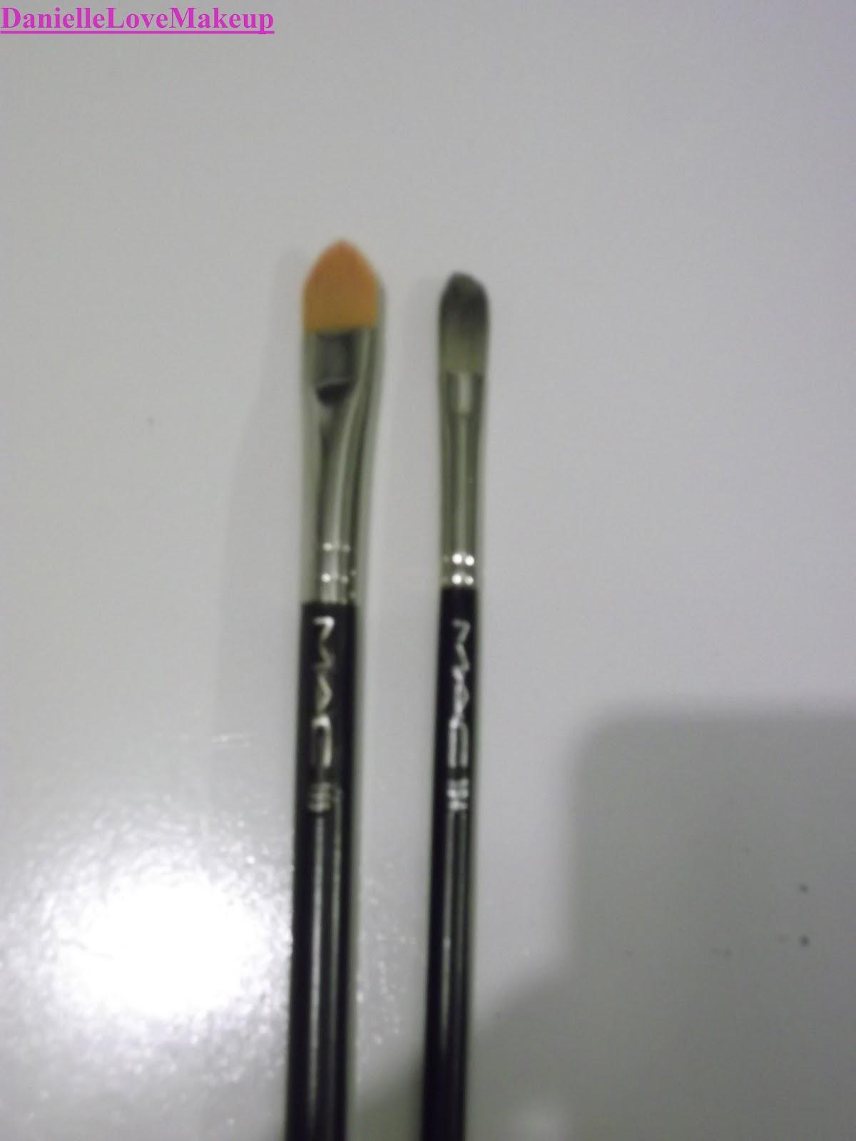 Mac 182 Buffer Brush Reviews Photos Ingredients: DanielleLoveMakeup: My Current MAC Brush Collection