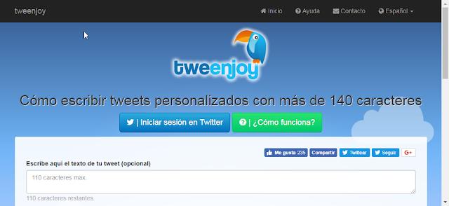 escribir+tweets+de+mas+de+140+caracteres