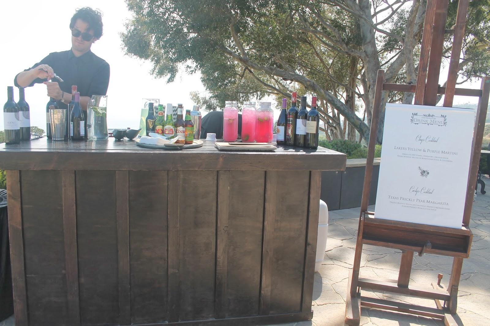 Orange County Party Rentals Catalina View Gardens