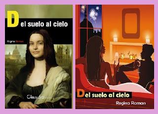 portadas del libro Del suelo al cielo, de Regina Roman