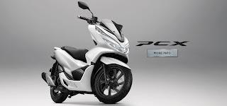 Harga Honda New PCX 2018