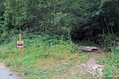 Trailhead off Donnell Road  to The John Tursi Trail