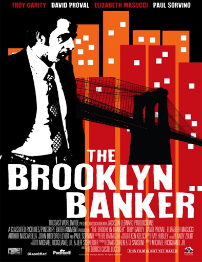 Ver The Brooklyn Banker (2016) Online