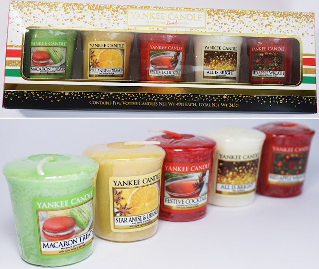 Beauty-Favoriten im Herbst 2016 Yankee Candle Weihnachten Christmas