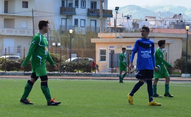 Κύπελλο Παίδων: ΑΕΕΚ ΣΥΝΚΑ - Νέος Κισσαμικός 4-3