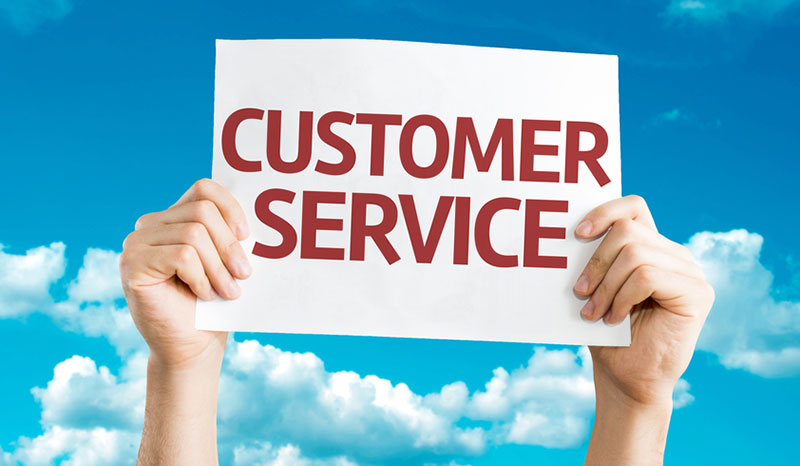 European relocation Services : Our Customer service goal